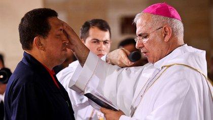 Moronta recuerda que Chávez siempre habló del 2021 como una fecha mítica
