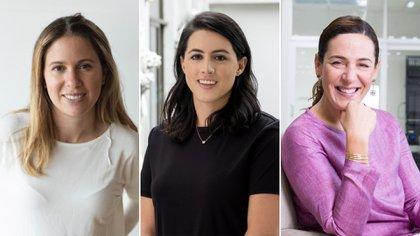 Deborah Dana Beyda, Alejandra Ríos Spinola y Marisa Lazo se integrarán a Shark Tank México tras la salida de Patricia Armendáriz  (Fotos: Instagram / @deborahdanaoficial @marisalazo.oficial // Twitter)