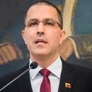 En la imagen, el canciller de Venezuela, Jorge Arreaza. EFE/Miguel Gutiérrez/Archivo