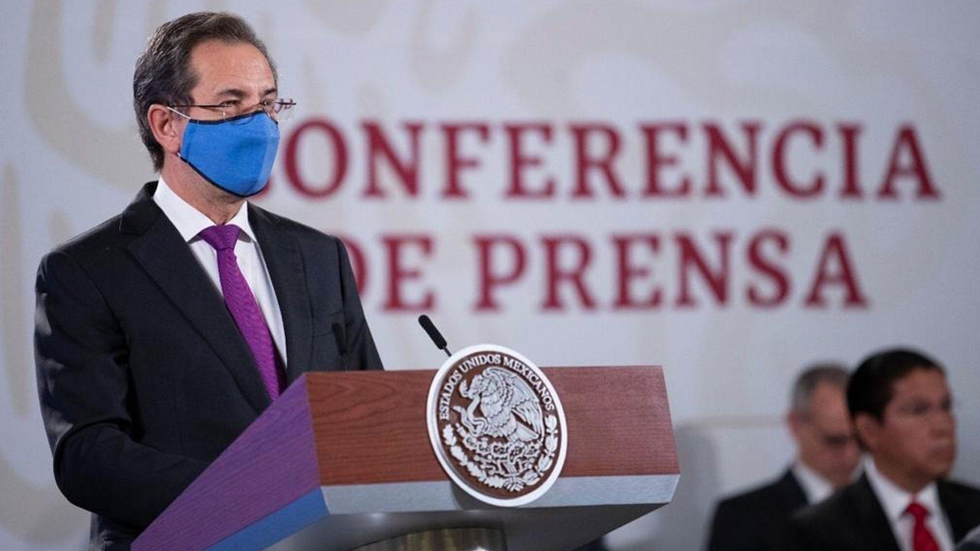AMLO - ANDRES MANUEL LOPEZ OBRADOR - MEXICO - CONFERENCIA - PRESIDENCIA - 03082020