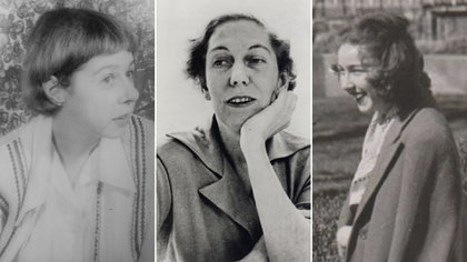 Eudora Welty Carson McCullers y Flannery O Connor