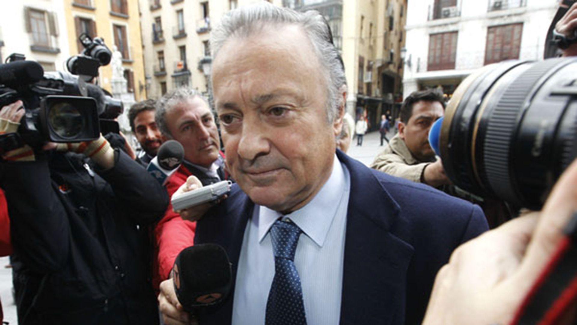 Carlos Bettini, ex embajador argentino en España (foto EFE)