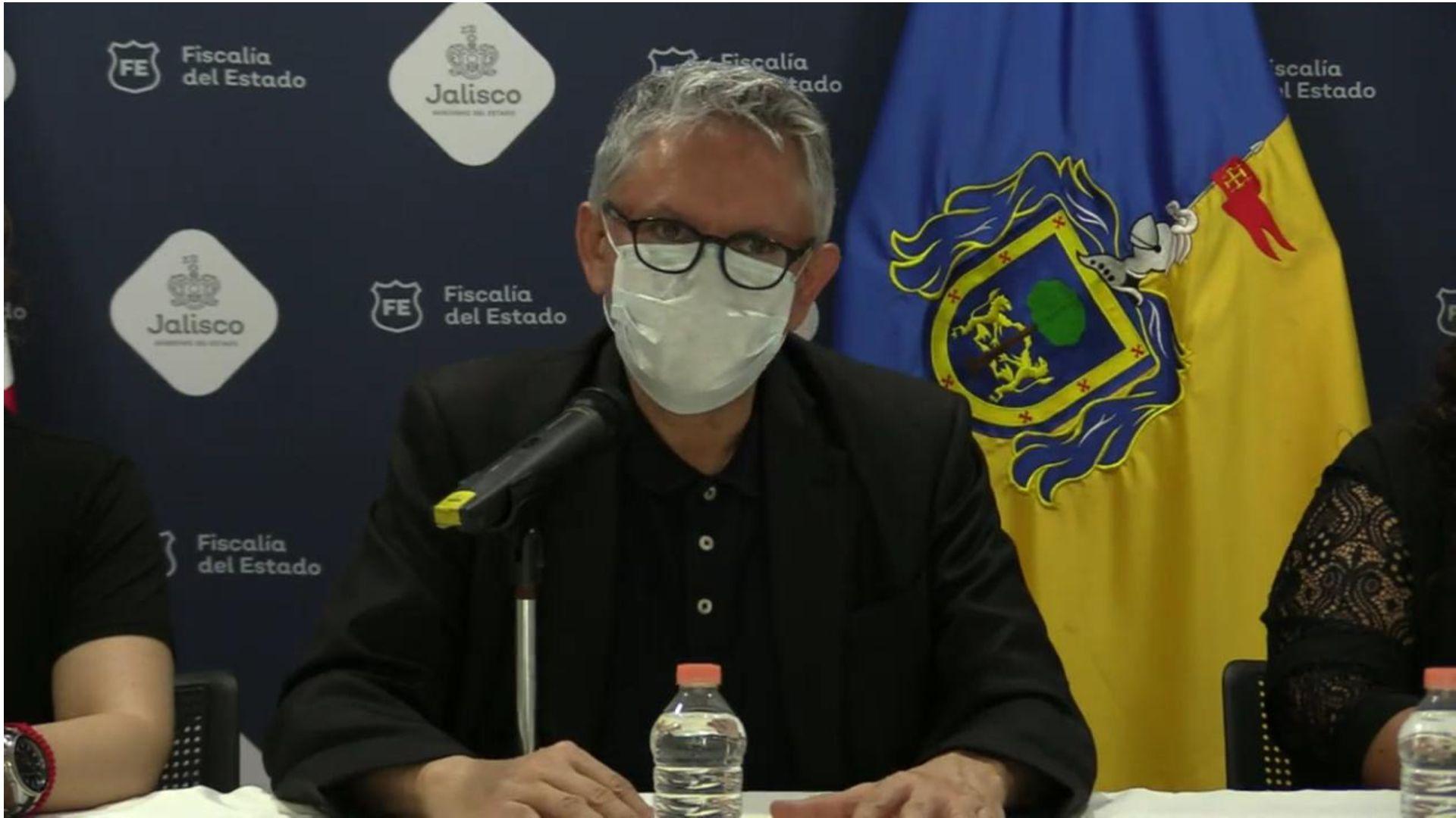 Gerardo Octavio Solís Gómez (Foto: Captura de pantalla)
