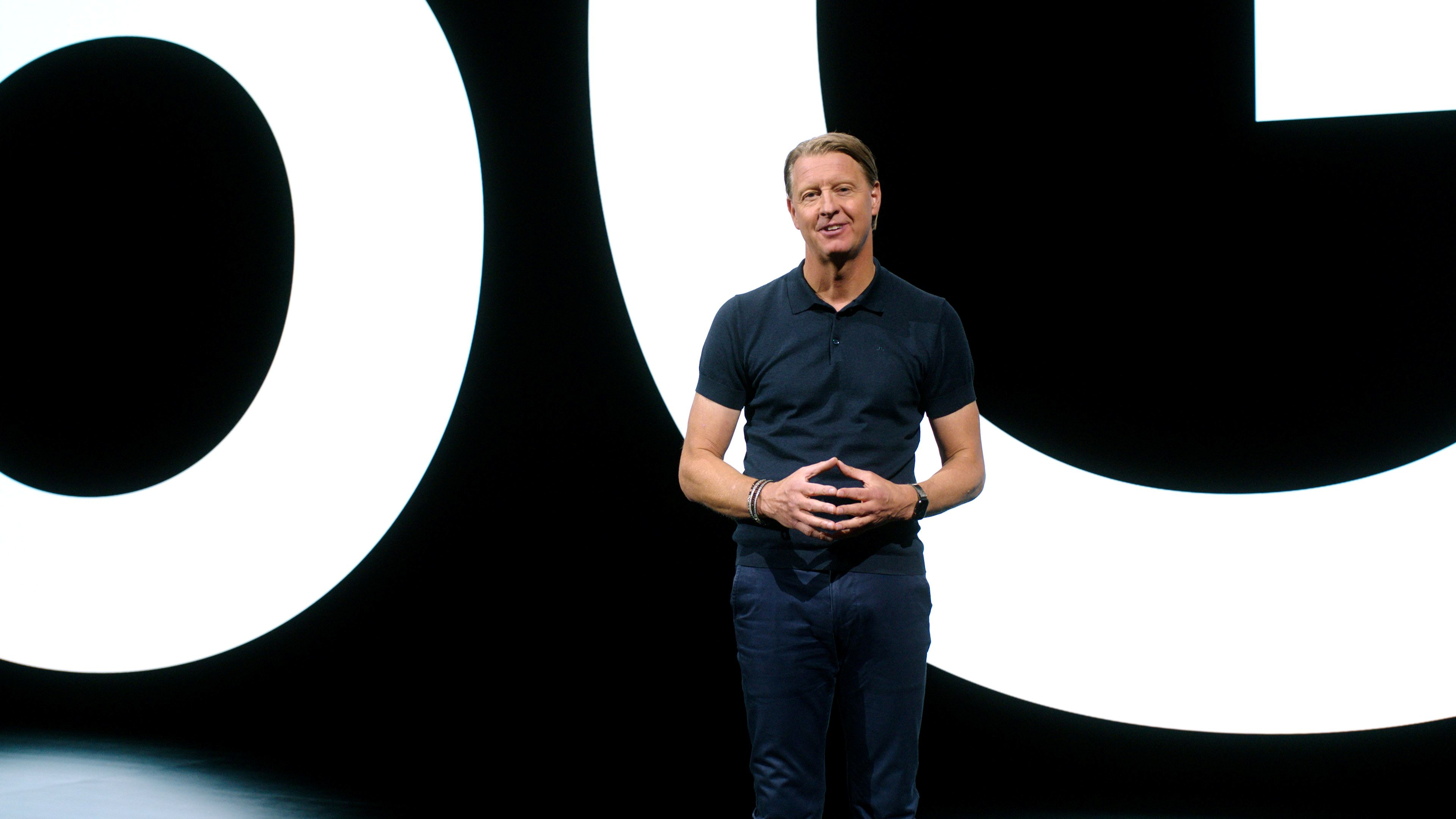 La apertura de CES 2021 estará a cargo del CEO de Verizon, Hans Vestberg (Apple Inc./Handout via REUTERS)