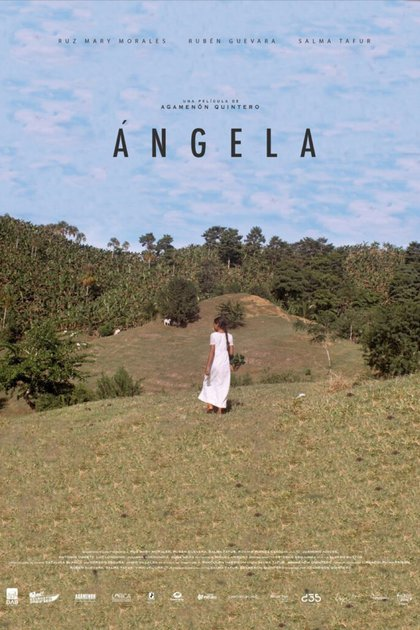 Angela, a Colombian movie that shows in theaters in the country.  Photo: courtesy of the filmmakers.