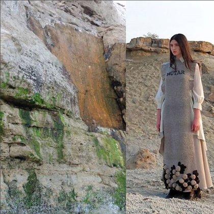 Paula es diseñadora de la provincia de Neuquén y está orgullosa de representar a la Patagonia con sus diseños en BAFWEEK