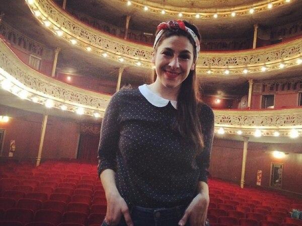 La actriz y cantante Vanesa Butera será Lucrecia