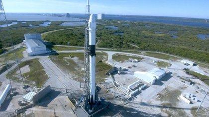El satélite lanzado desde la NASA es de tan sólo un kilogramo de peso. (Foto: NASA)