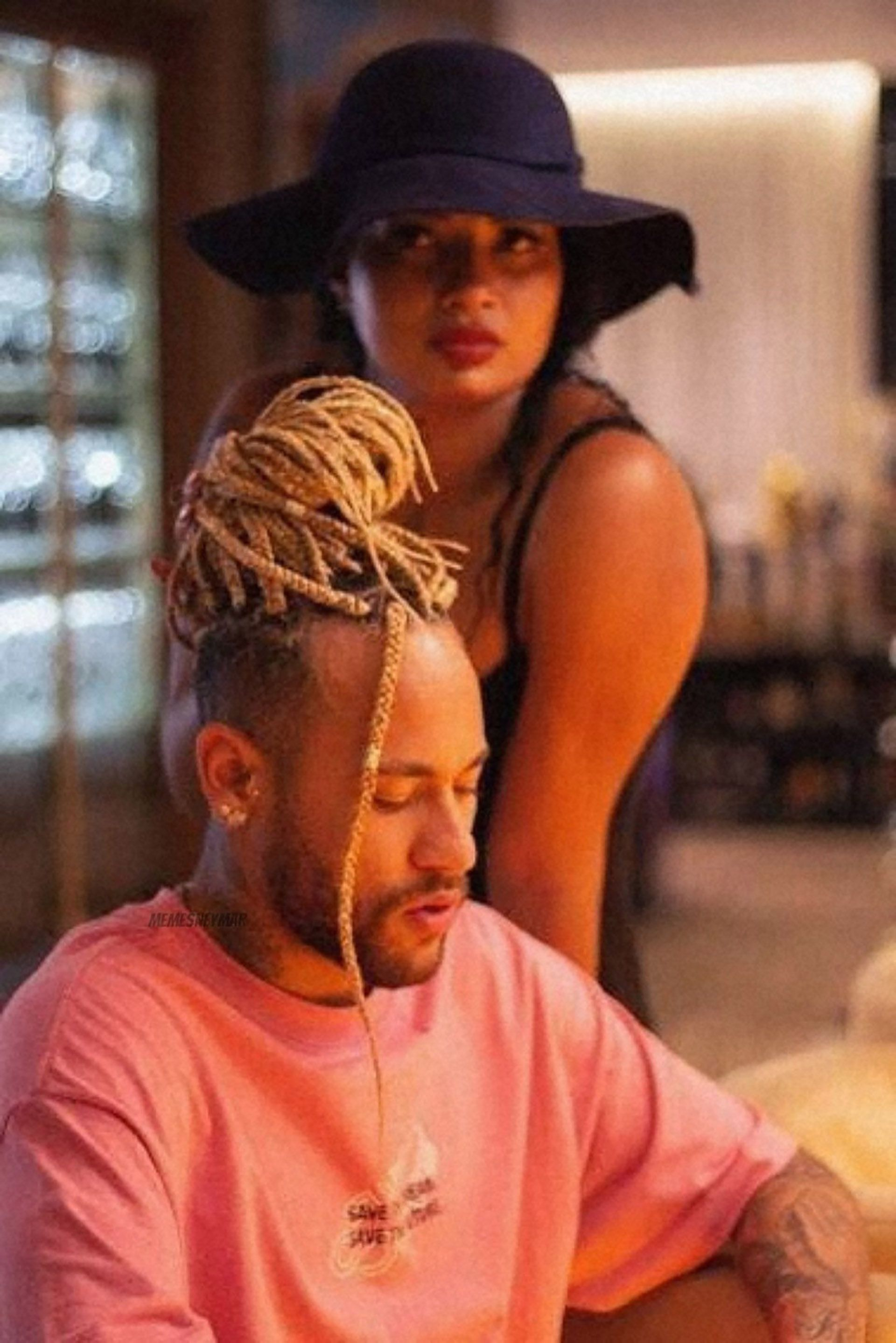 Nuevo Look de Neymar