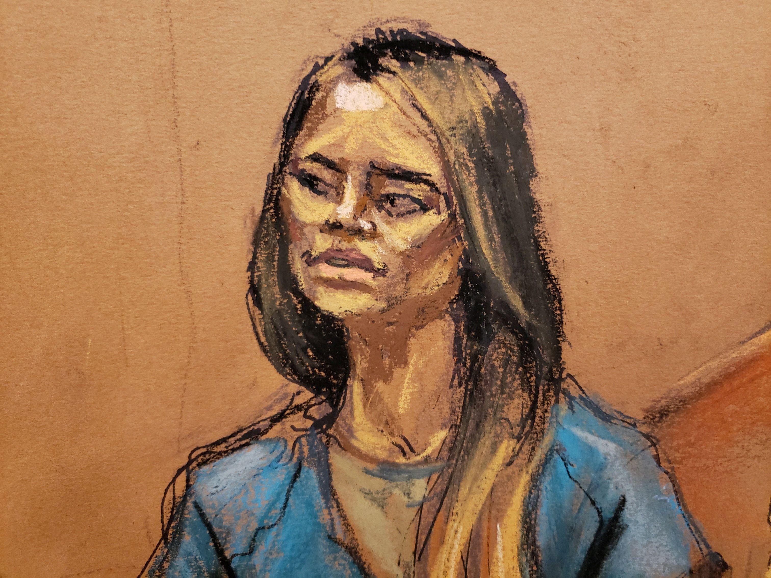 Lucero Sánchez está detenida en Estados Unidos y podría enfrentar una pena de hasta 20 años de cárcel por tráfico de cocaína (Foto: Archivo)