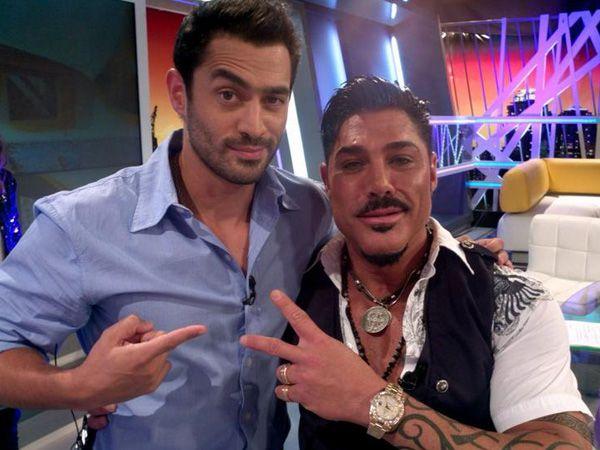 Si bien ya tenía un recorrido, El Tucu López saltó a la fama por su amistad con Ricardo Fort en el 2012