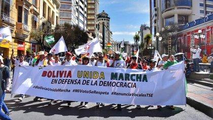 La oposición denuncia la polémica candidatura de Evo Morales en las elecciones de Bolivia