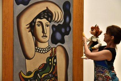 Historias de circo, en el Bellas Artes