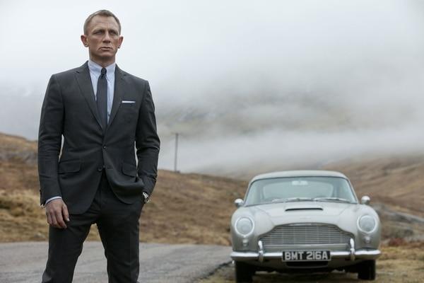 Danny Boylese bajó la dirección dela película número 25 de James Bond