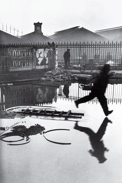 (Foto de Henri Cartier-Bresson)