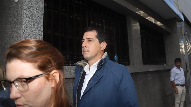 "El diputado nacional Eduardo ""Wado"" De Pedro (Matías Baglietto)"