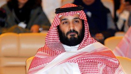 Mohammed bin Salman, el heredero al trono de Arabia Saudita y sospechado de haber ordenado el asesinato de Khashoggi (Reuters)
