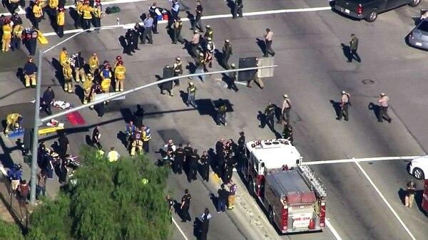 Resultado de imagen para San Bernardino: 14 asesinados