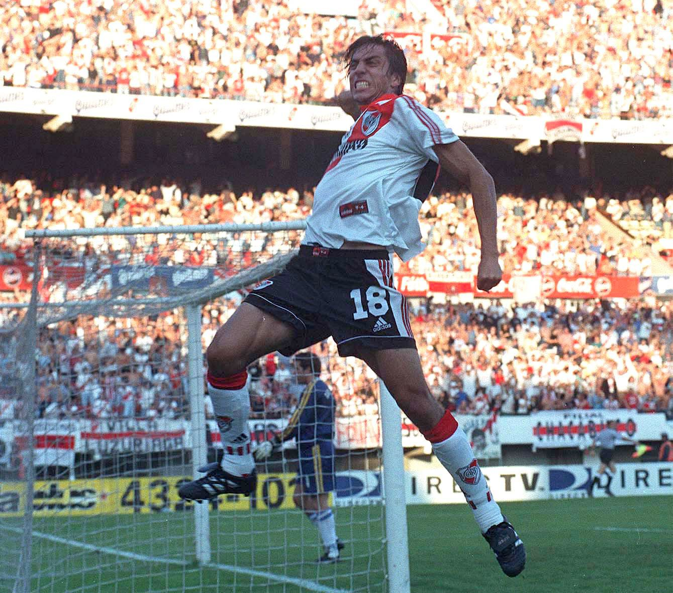 Sebastian Rambert en River Plate