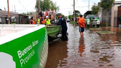 Virrey del Pino, una de las zonas más afectadas de La Matanza
