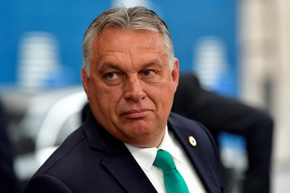 Primer ministro de Hungría, Viktor Orban (John Thys/ Pool vía Reuters)
