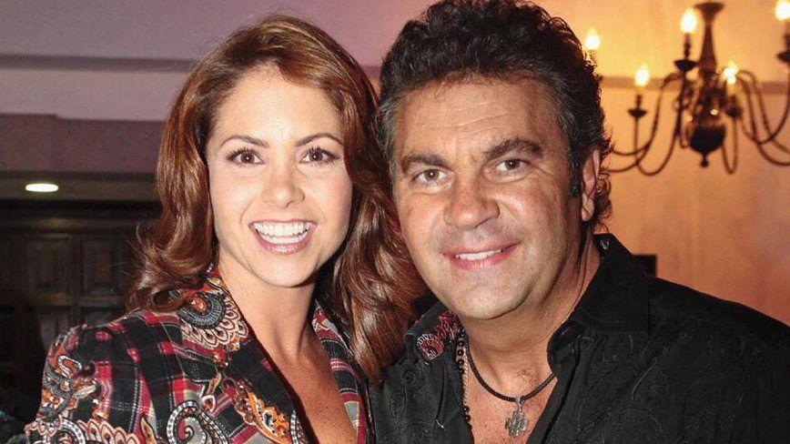 Lucero y Manuel Mijares