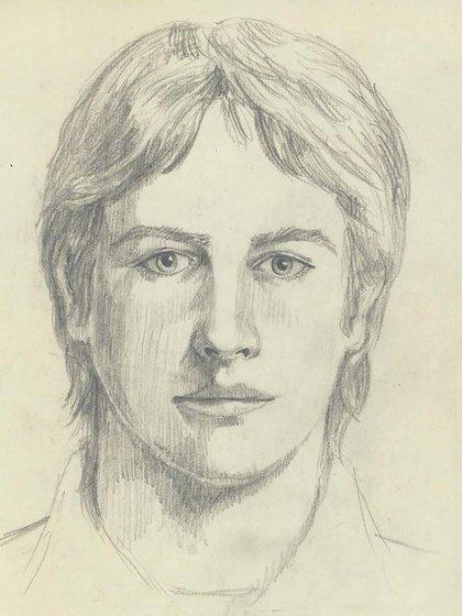 Los diferentes dibujos que trazaron los expertos del FBI durante los años de investigación (FBI)