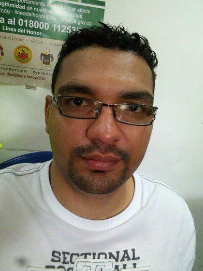 Elkin Javier López Torres, alias 'La Silla'. / Colprensa