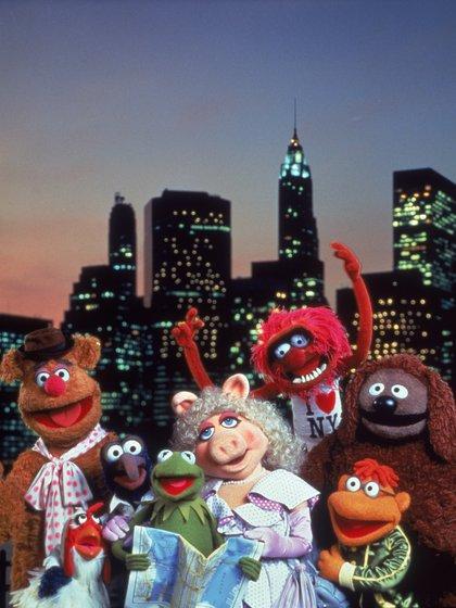 """Los Muppets toman Manhattan"""