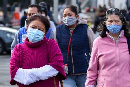 En Nuevo León comenzaron a sancionar a las personas que no portaran cubrebocas en espacio públicos desde el 1 de noviembre de 2020 (Foto: Galo Cañas/Cuartoscuro)