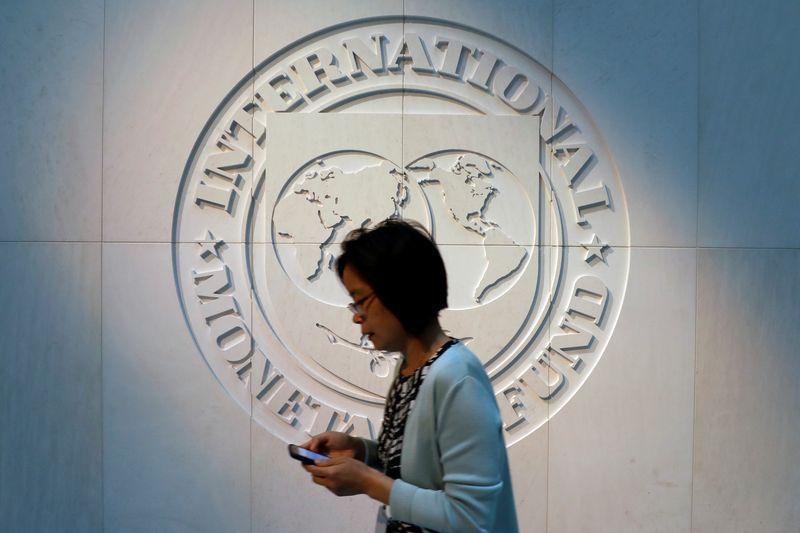 """El FMI pondrá buena voluntad, pero avisó que no habrá """"dinero fresco"""" May 10, 2018. REUTERS/Yuri Gripas"""