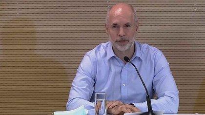Rodríguez Larreta habló sobre el 2023 y la posibilidad de conformar una fórmula con Schiaretti
