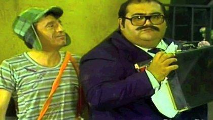 """Edgar Vivar, el famoso """"Señor vientre""""Dio detalles sobre el conflicto que condujo a la salida del aire de los programas de """"Chespirito"""""""