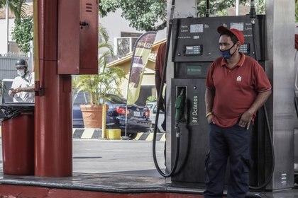 Gasolinera en Caracas (Europa Press)
