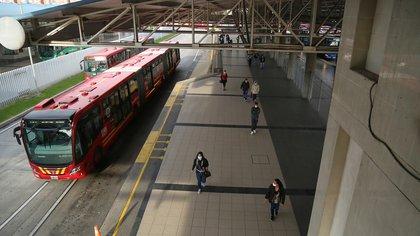 Estas son las estaciones de TransMilenio que estarán cerradas este domingo 9 de mayo