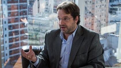 """""""El Censo Económico es fundamental para la planificación de una inversión del sector privado"""", afirmó el titular del Indec (Martín Rosenzveig)"""