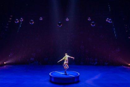 El show de Cirque du Soleil en homenaje a Messi estaba previsto para junio de 2020 en Buenos Aires (Foto: Nancy Martinez)