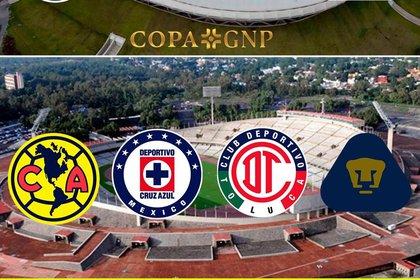 Los juegos serán en Ciudad de México y Guadalajara (Foto: Especial)