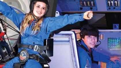 Los alumnos se especializarán en entrenamientos para astronautas