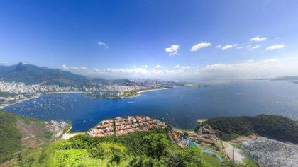 Vista 360 de Brasil