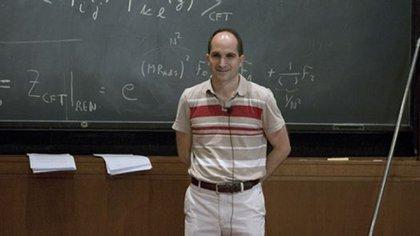 Juan Martín Maldacena, el extraordinario físico argentino, resultó ganador de la Medalla Lorentz