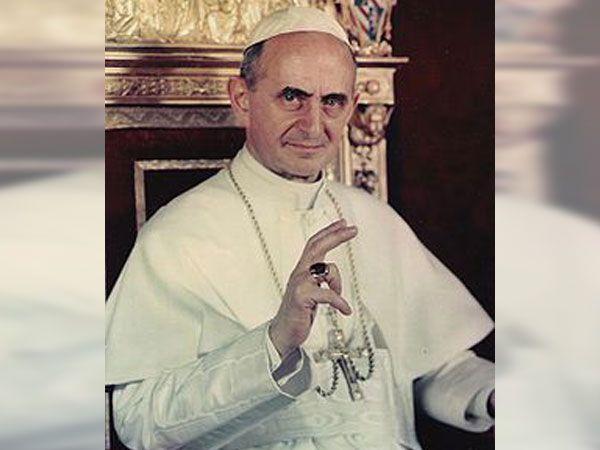El papa Pablo VI instó a los fieles a ver la coproducción ítalo-británica, que alcanzó audiencias históricas en Italia