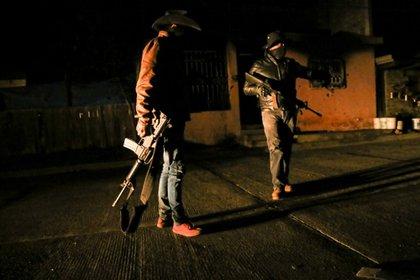 Secuestro en México (Foto: Cuartoscuro)