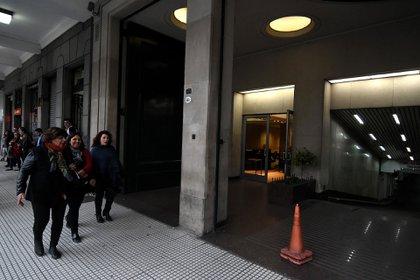 En Hipólito Irigoyen 440 se registraron las empresas de Pandolfi y Devoto (Nicolás Stulberg)