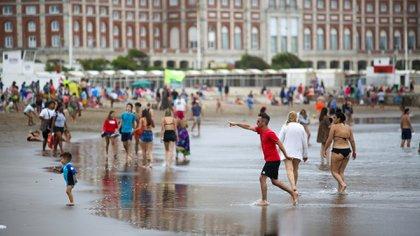 Esta temporada, Mar del Plata perdió turistas de todos los rangos etarios: faltaron muchos jóvenes y muchísimas familias