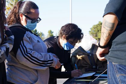 Chihuahua y Zacatecas son los dos estados que han vuelto al semáforo epidemiológico rojo después de estar en naranja (Foto: Paul Ratje/ Reuters)