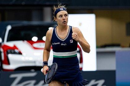 Porodoska ganó en Linz y se clasificó a los cuartos de final del última torneo del 2020 en la WTA (Austria Ladies Linz/ Alexander Scheuber)