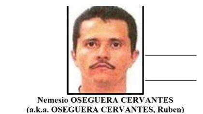 """Nemesio Oseguera Cervantes, alias """"El Mencho"""", líder del CJNG, pelea el control de Guanajuato (Foto: Archivo)"""