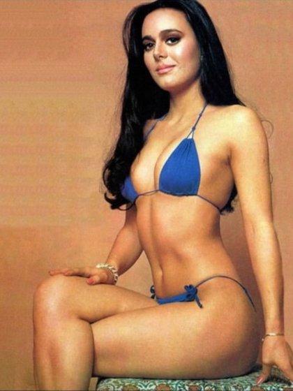 Maribel Guardia nació en Costa Rica  el 29 de mayo de 1959 y así lucía en bikini a los 19 años (IG: @maribelguardia)