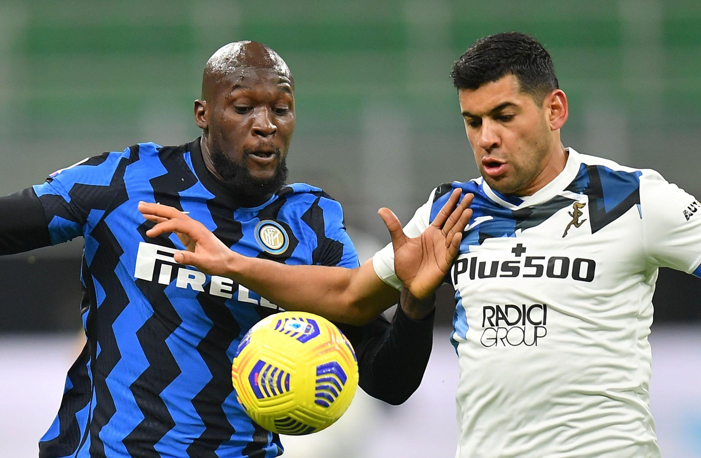El Cuti Romero afirmó que el delantero al que más le costó controlar es el belga Romelu Lukaku